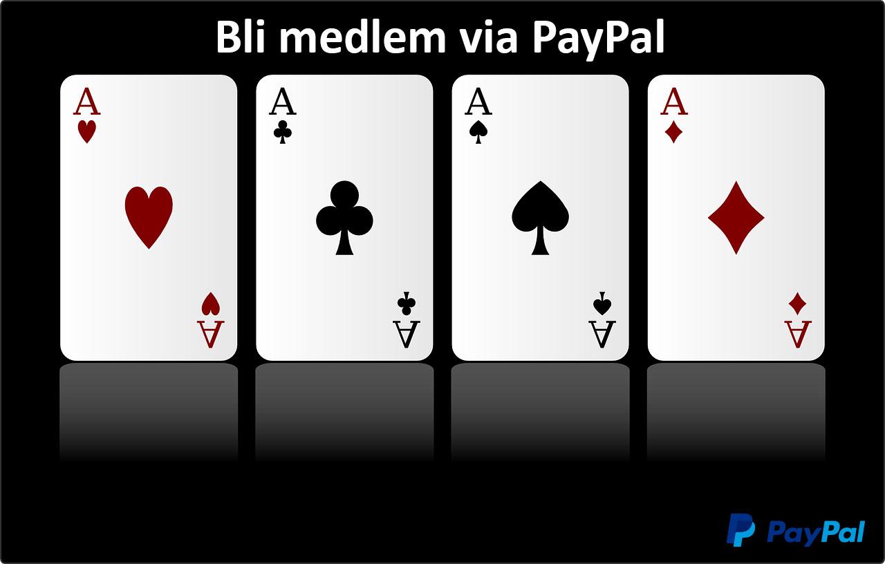 BliMedlemPayPal