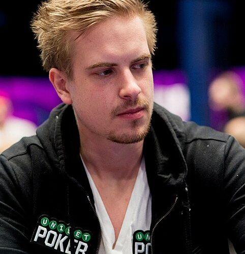 Viktor Blom, foto: Danny Maxwell