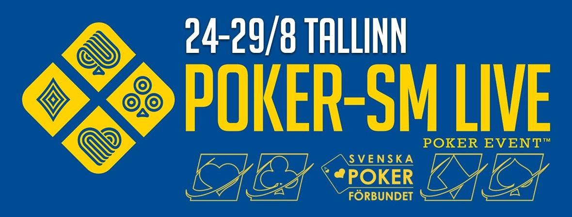 Svenska Pokerförbundet logo