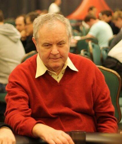 Chris Björin, foto poker.se